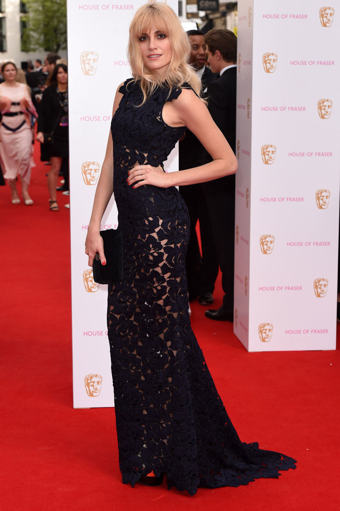 BAFTA TV Awards 2015: The Red Carpet Verdict