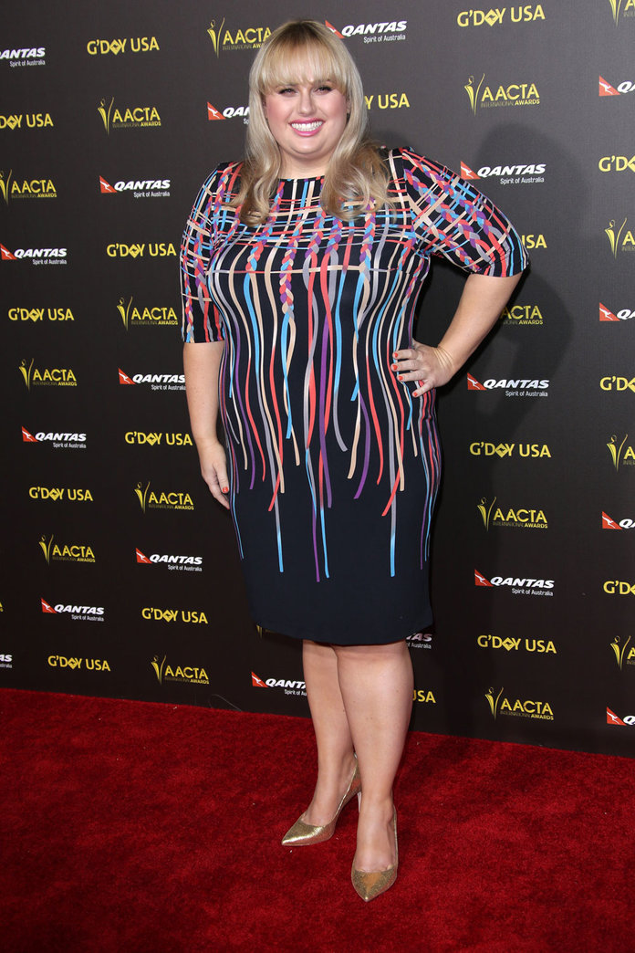 Rebel Wilson Is About To Shake Up 'Plus Size' Fashion