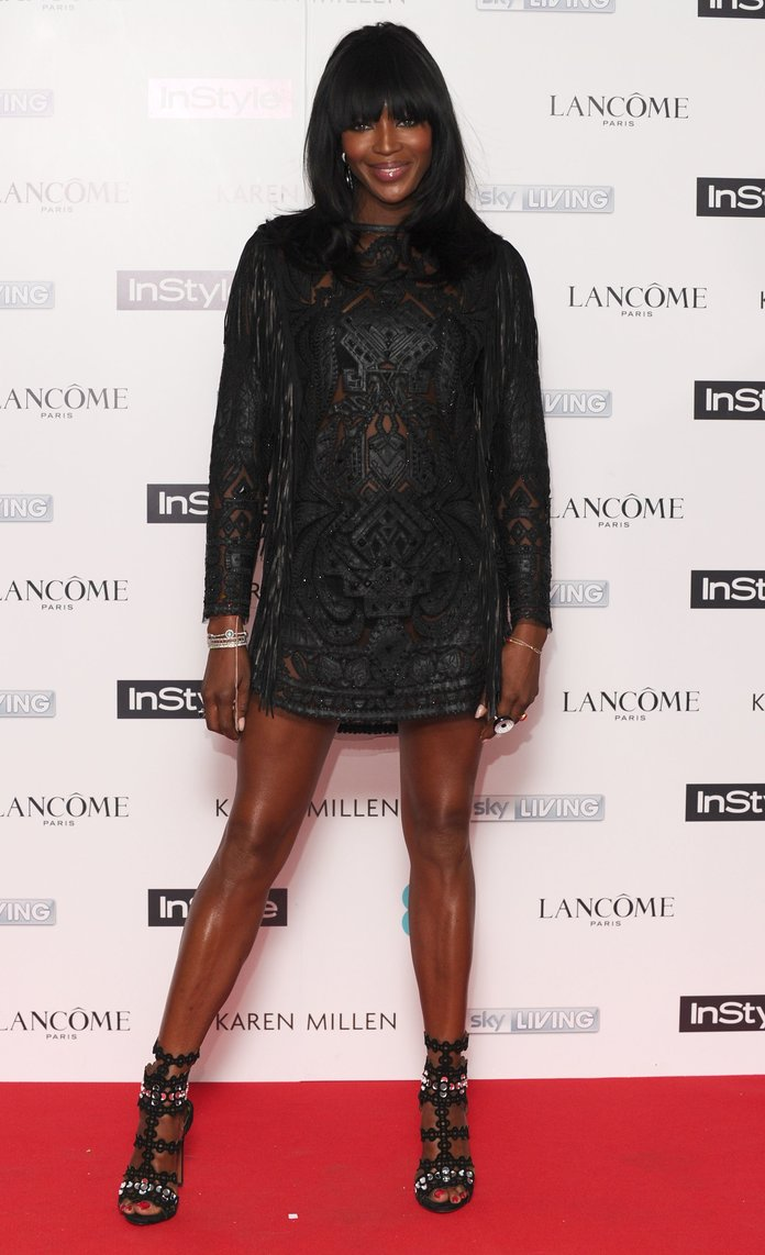 We've Found Out The Secret To Naomi Campbell's Toned Body
