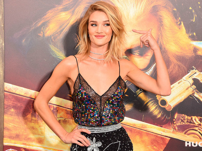 So Rosie Huntington-Whiteley Does A Mean Clueless Impression. Who Knew?