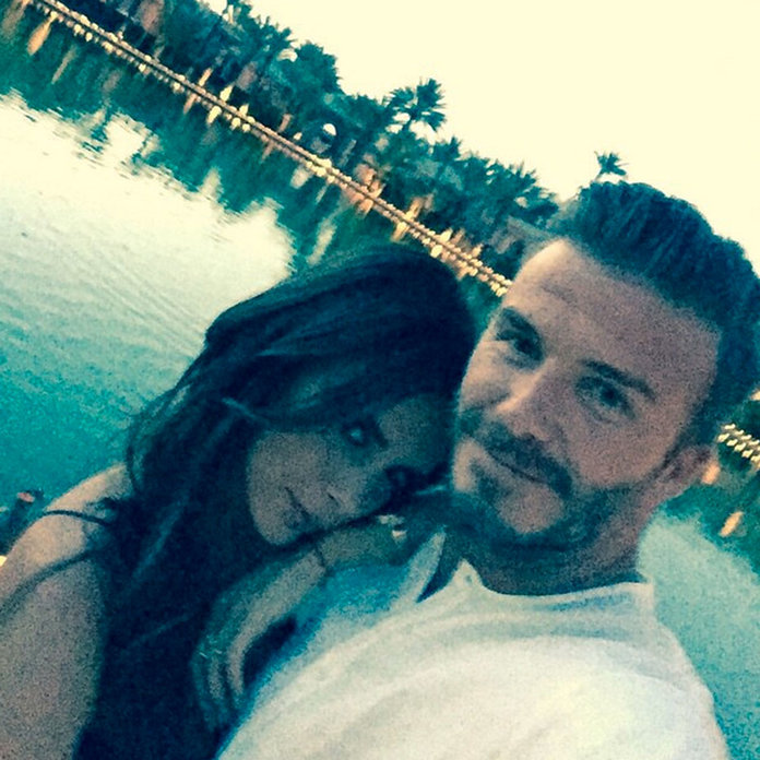 It's Official: The Beckhams Are Taking Over Social Media