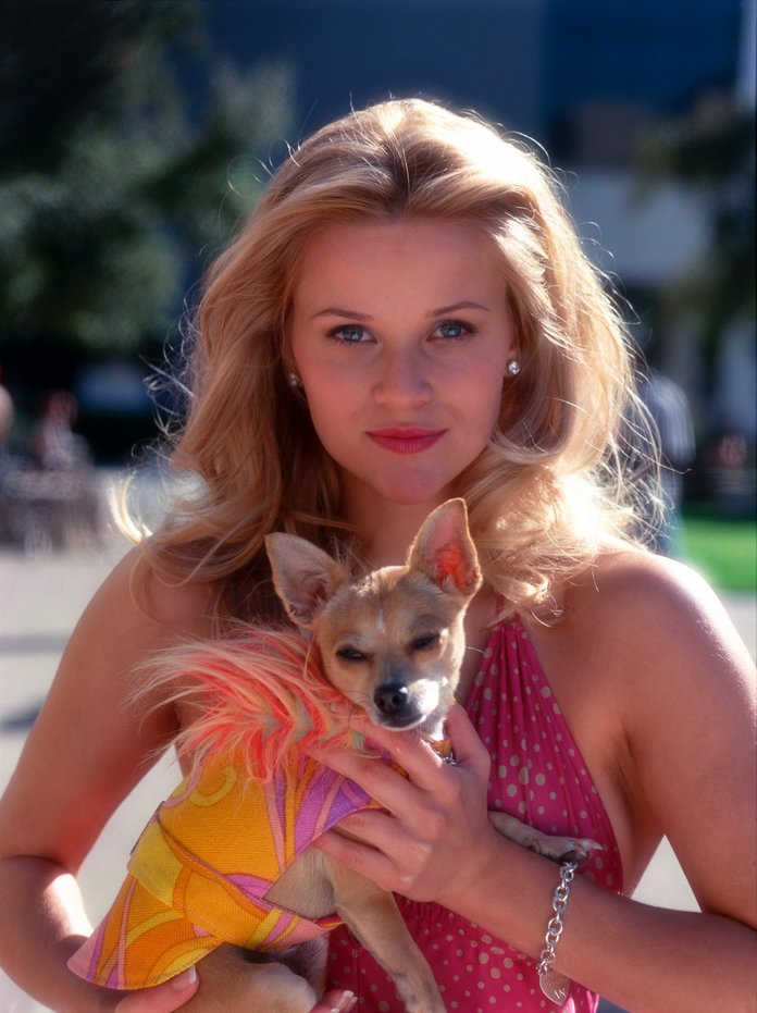 Why Reese Witherspoon In Legally Blonde Should Be Every Woman's Break-Up Inspiration