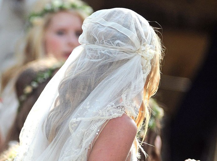 Would You Ever Get Married In A Veil Cam?
