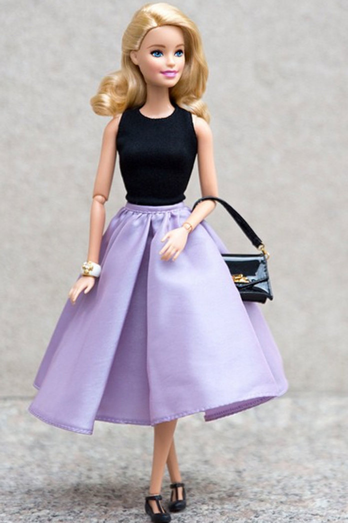 Barbie's Been Given A 21st Century Makeover... And The Results Might Surprise You