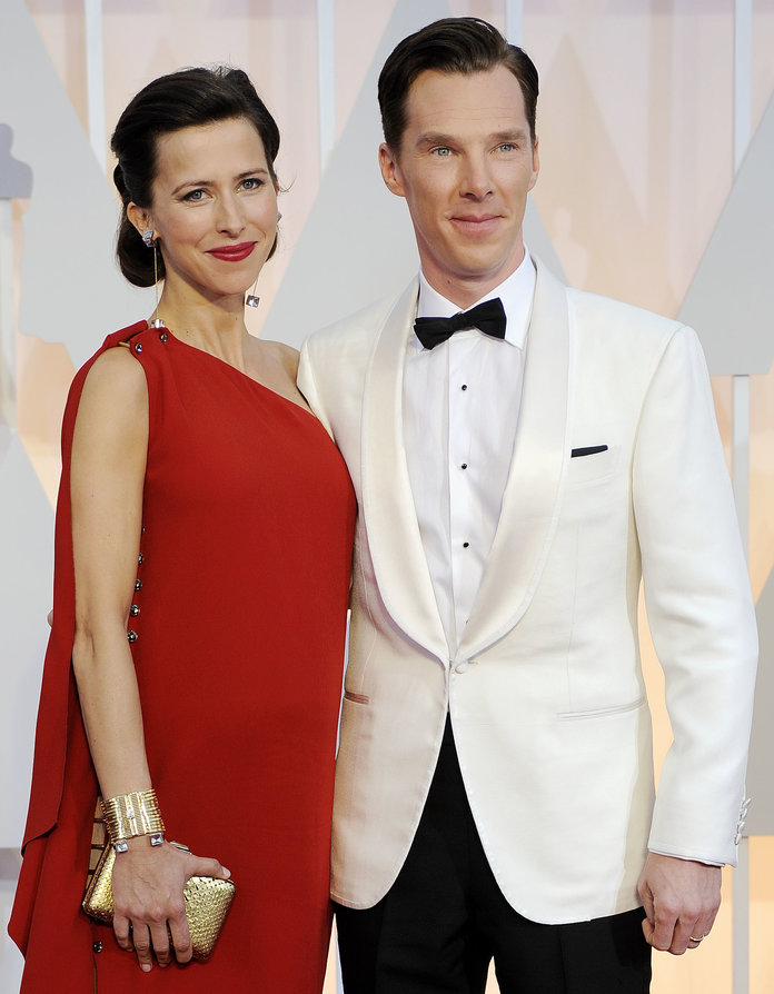 Benedict Cumberbatch And Sophie Hunter Welcome Their First Child, And It's A...