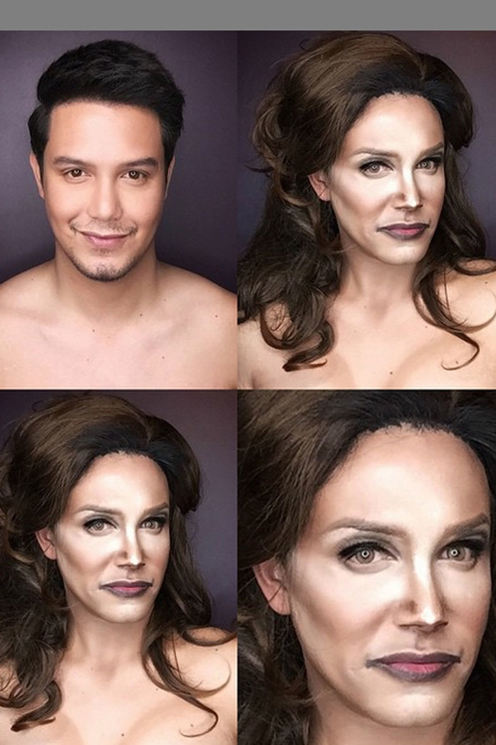 This Makeup Artist Can Transform Himself Into ANY Star — The Results Will Blow Your Mind