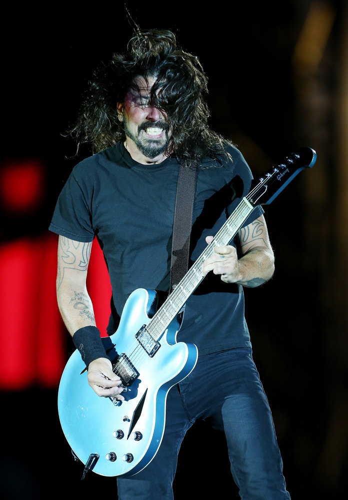 The Question Everyone Is Asking: Who Should Replace The Foo Fighters At Glastonbury?