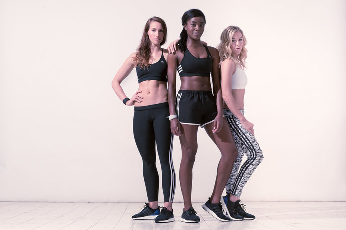 Why These Adidas Models Are The Ultimate #Fitspiration