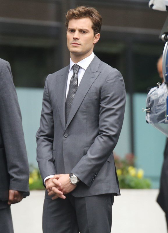 Jamie Dornan May Not Be Starring In The Fifty Shades Sequel Then... SOB