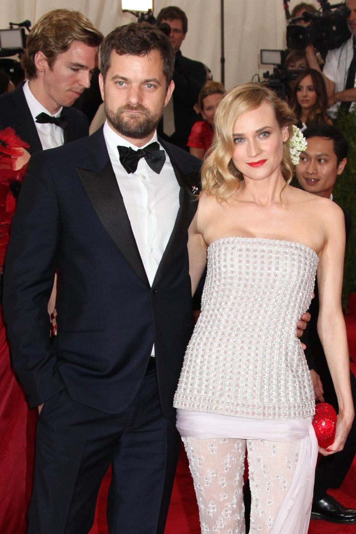 Did Joshua Jackson Just Let Slip That He And Diane Kruger Are Secretly Married?