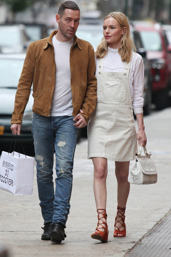 Kate Bosworth's Perfect Summer Look - Recreated On The High Street...