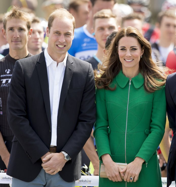 Kate Middleton & Prince William Had A Secret Double Date With This A-List Couple...