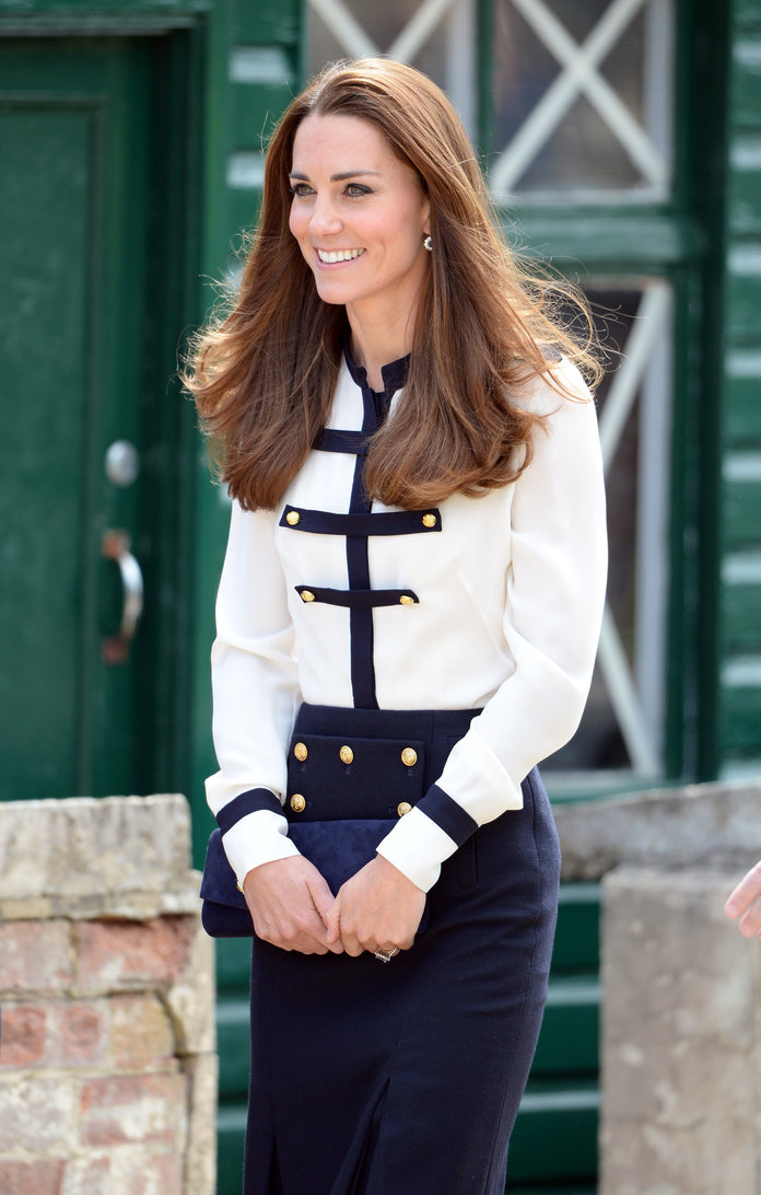 You Won't Believe How Much Kate Middleton Spent On Clothes Last Year...