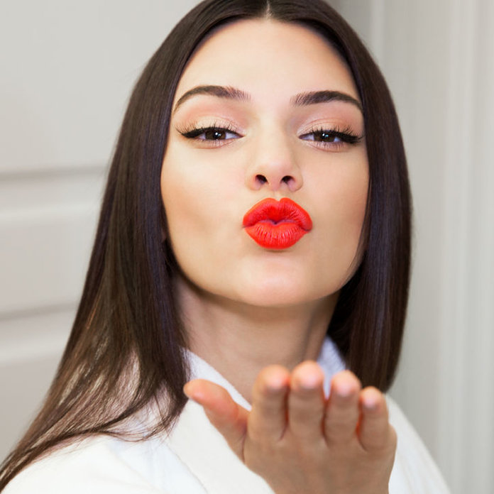 Kendall Jenner Has Created Her Own Lipstick, And You're Going To Love It...