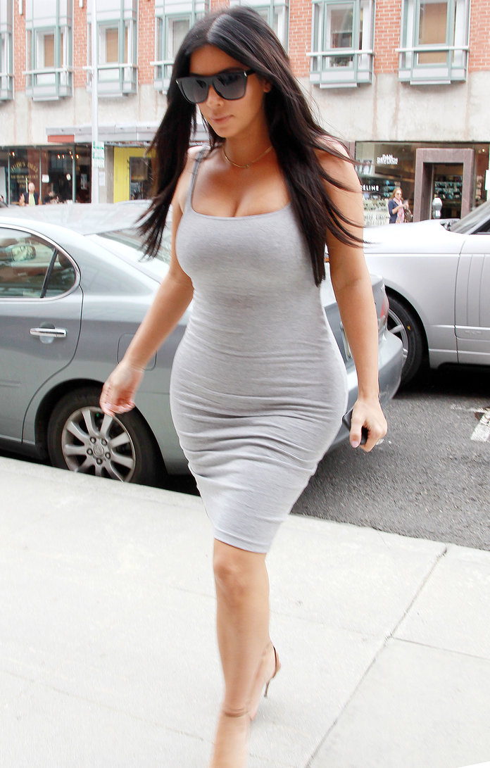 We Never Knew Kim Kardashian Was Already Pregnant During This VERY Special Event