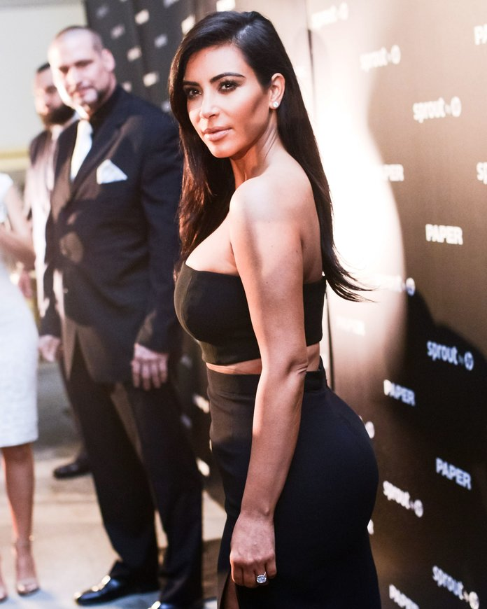 How Has *This* Kim Kardashian Music Video Only Come To Our Attention Now?!