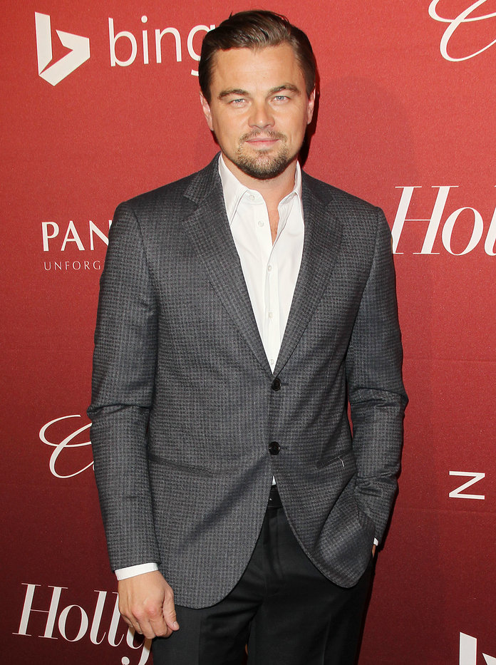 You'll Never Guess Who Leonardo DiCaprio's New Girlfriend Is. Oh Wait, You Will...