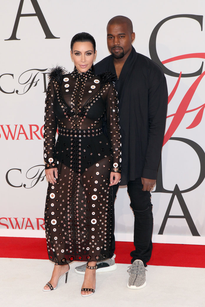 Here's What Kim And Kanye's Baby Will Look Like, Apparently