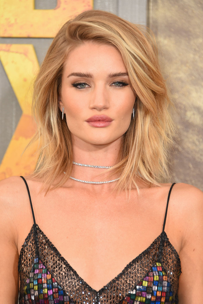 Steal Rosie Huntington-Whiteley's Secret To Her Perfect Pout For Under £10
