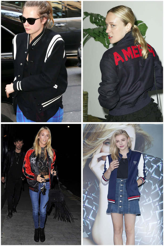 Why The Varsity Jacket Is Our Fashion Editor's Best Kept Secret