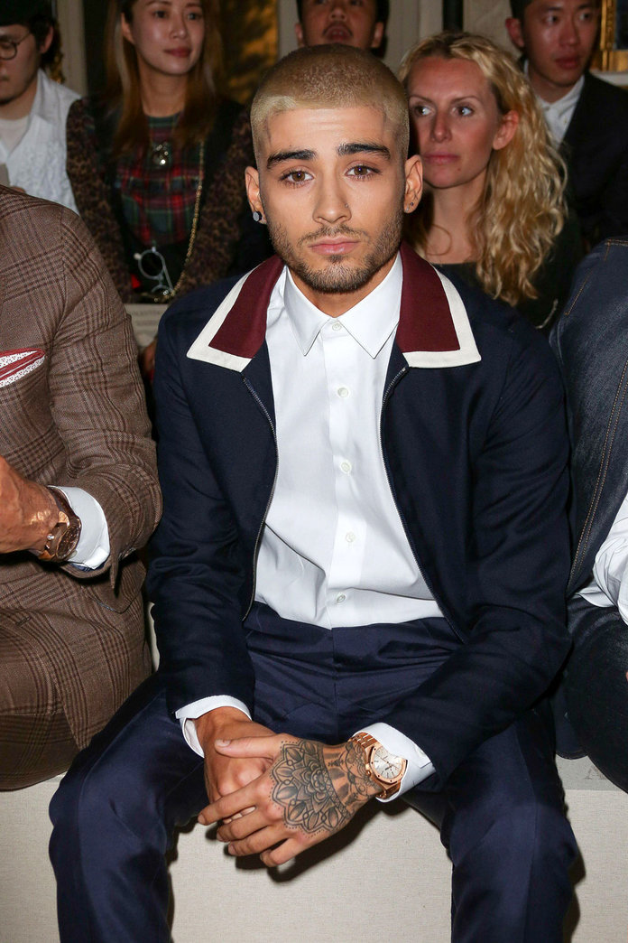 Is Zayn Malik The New David Beckham? His Hair Seems To Think So...