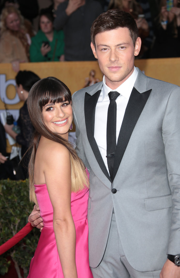Lea Michele Tweets A Tribute To Cory Monteith Two Years After His Death