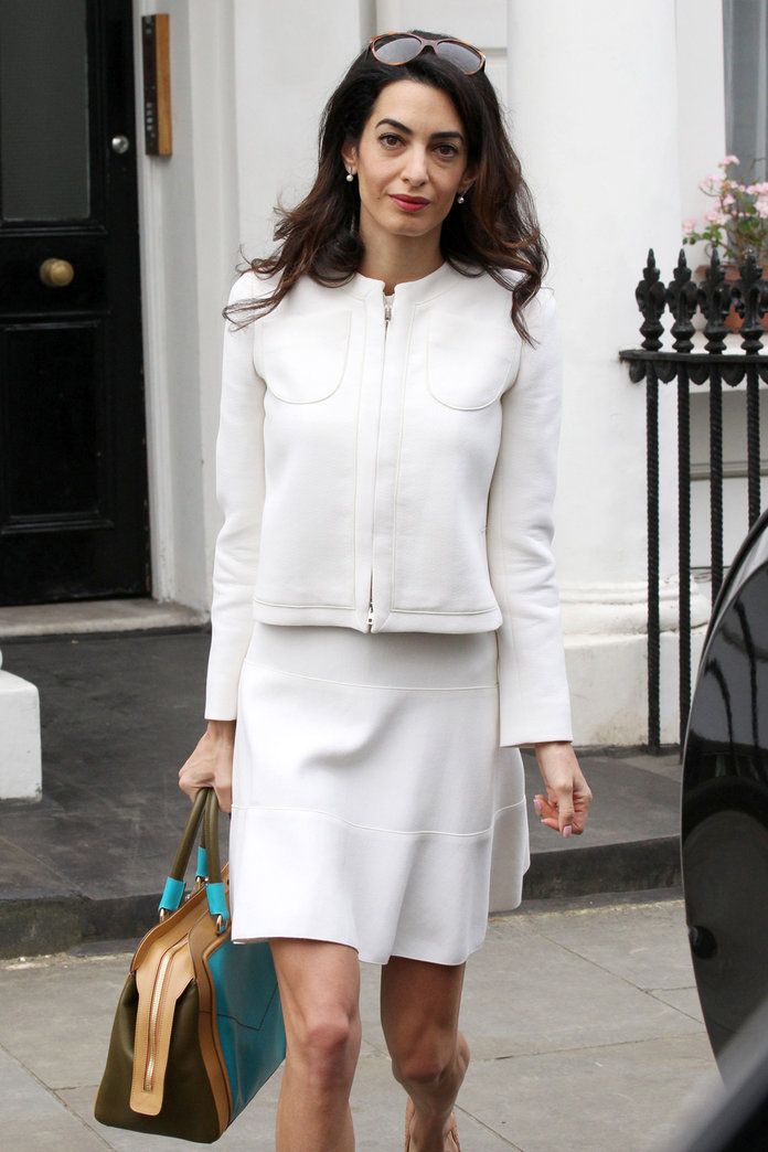 So Amal Clooney Has The 'Hugest Sense Of Humour' When It Comes To Clothes...