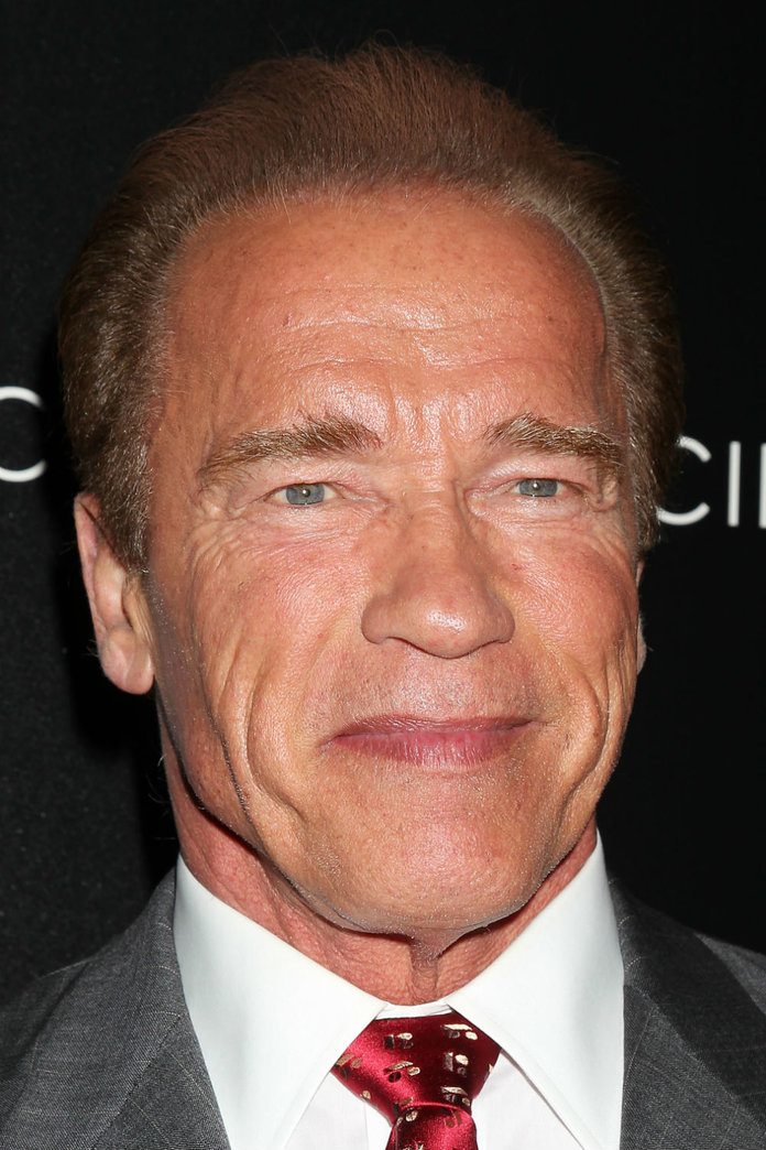 Hasta La Vista, Arnie. Is This The Beginning Of The End Of Ageing In Hollywood?