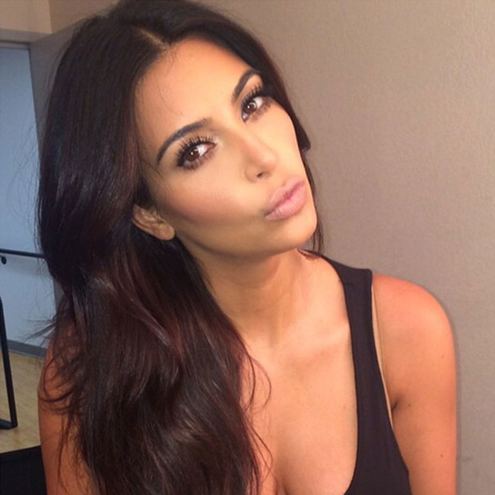 Kim Kardashian Has This To Say About Feminism + Objectification Of Women In The Media