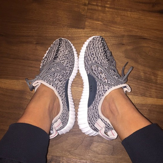 You Won't BELIEVE How Much Kanye's Yeezy Boost 350s Are Going For On Ebay