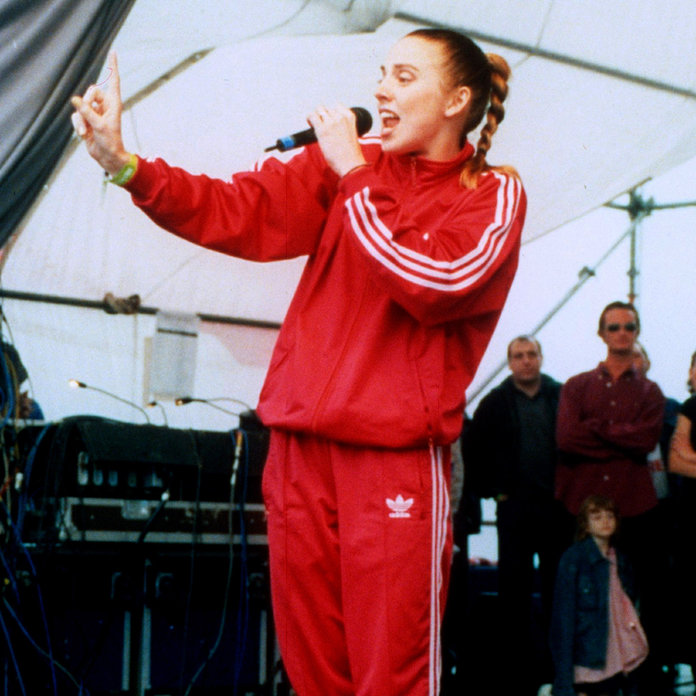 Are You Ready For Adidas' Three Stripe Trackie Comeback?