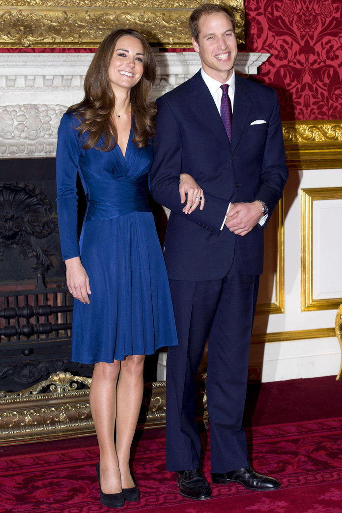 The Dress That Kickstarted The 'Kate Effect' Is FINALLY Back On Sale