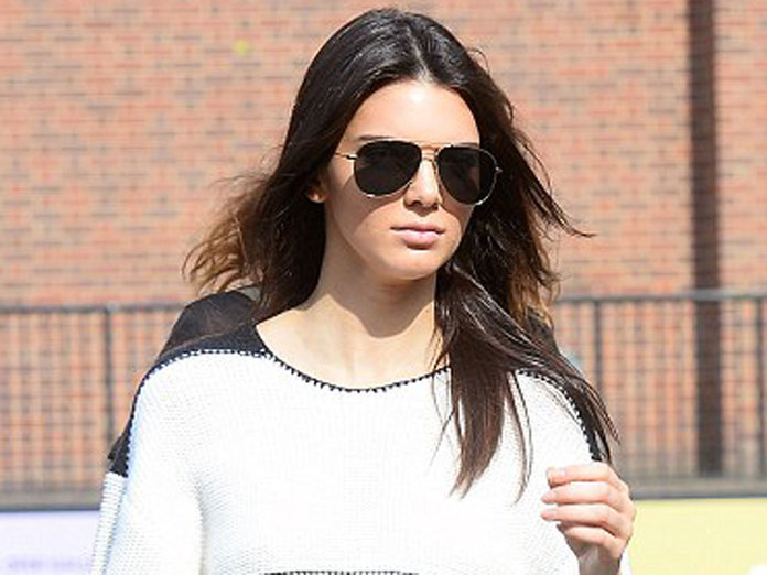 Kendall Jenner Did NOT Dress Appropriately For Yesterday's Heatwave