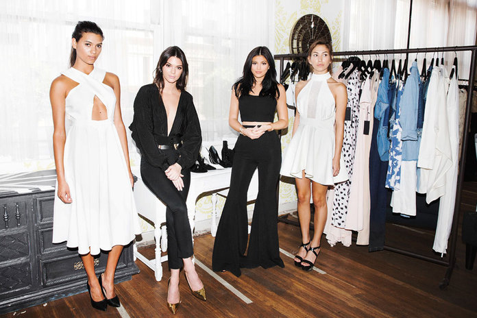 Kendall + Kylie Jenner's First Shoe Collection Is Here, And It Is HOT