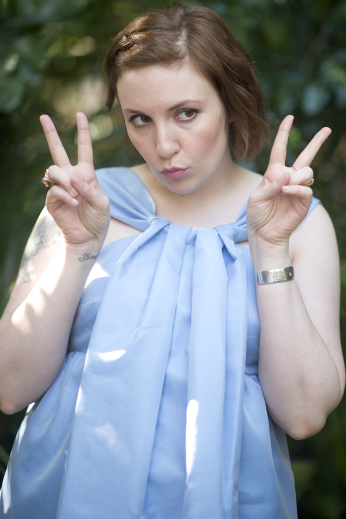 Lena Dunham Launches A Feminist Newsletter And We Can't Wait To Read It