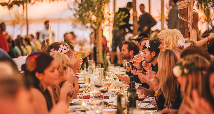 How To Eat Your Way Around A Festival