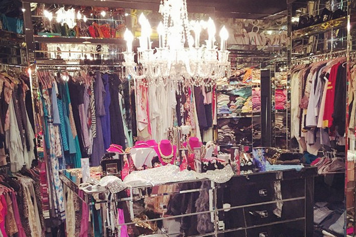 These Celebrity Walk In Wardrobes Are Giving Us Serious Interiors Envy