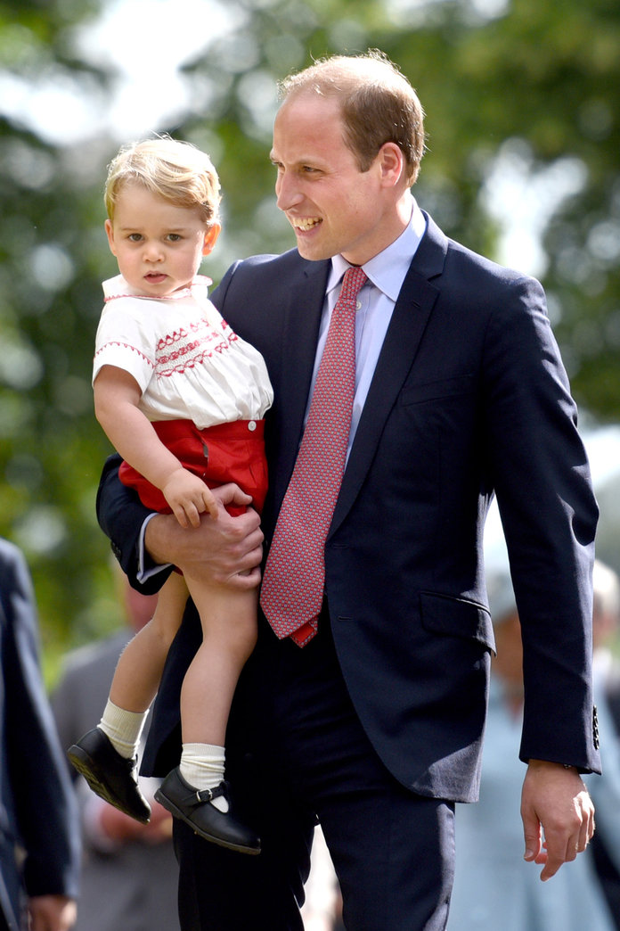 Prince George Is A 'High Profile Baby' So Sells Out Clothes. Simple.