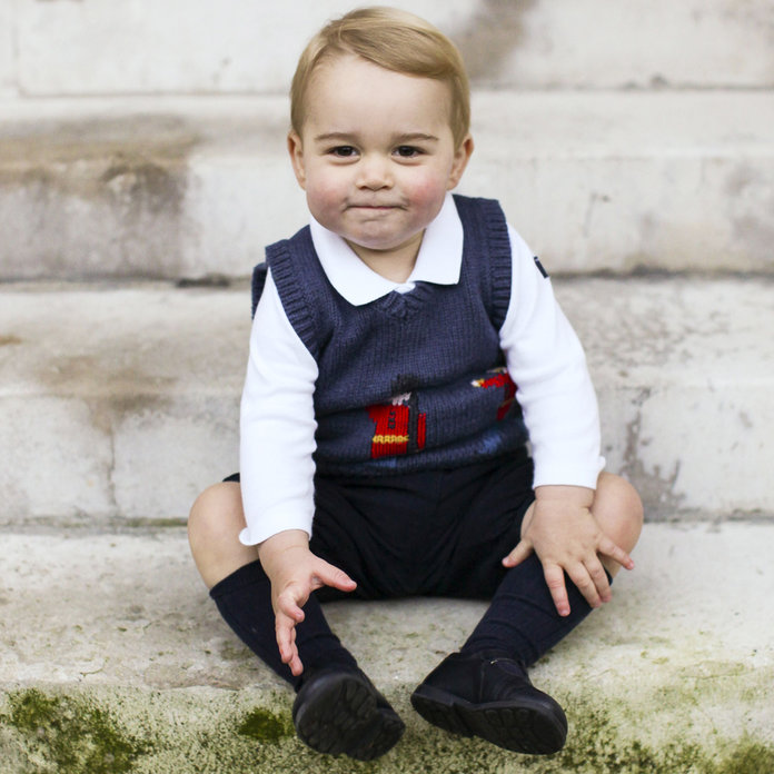 Prince George Has Been Given The Most Heartfelt Gift From His Grandfather, Prince Charles