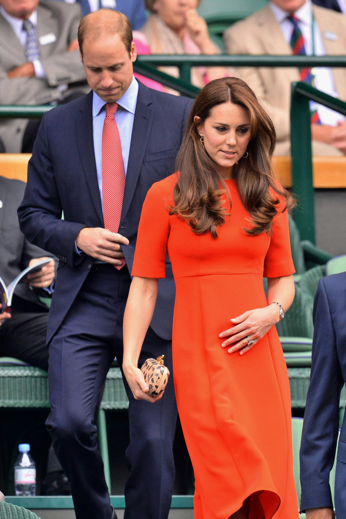 Want To See What Kate Middleton Wore For Her Wimbledon 2015 Debut? Sure You Do...