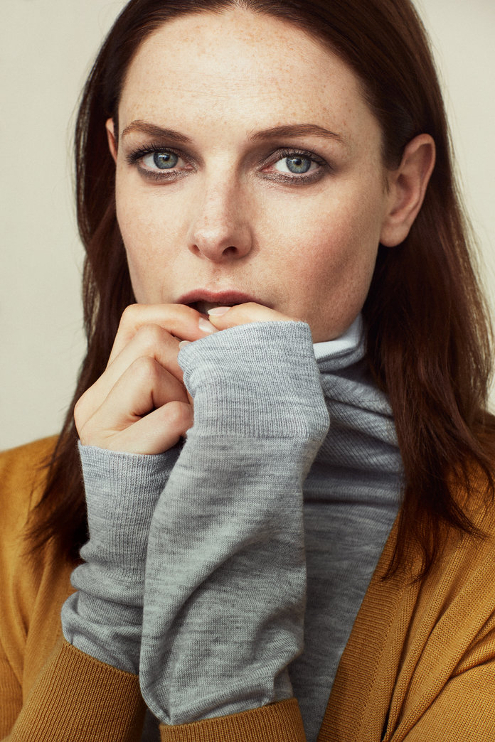 Mission Impossible's Rebecca Ferguson On Normcore Makeup, Fighting In Heels And Jumping Off Buildings with Tom Cruise