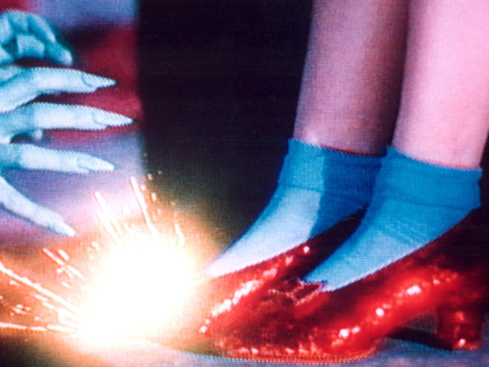 First One To Find Judy Garland's Ruby Slippers Gets A $1 Million Reward