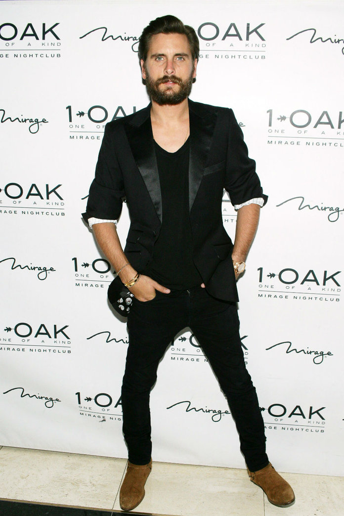 The 5 Ways to Tell You've Got A Scott Disick on Your Hands