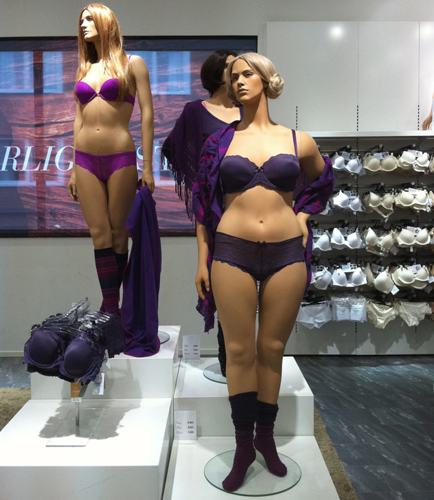 Topshop's Mannequin Complaint: How They Can Solve It   InStyle.co.uk