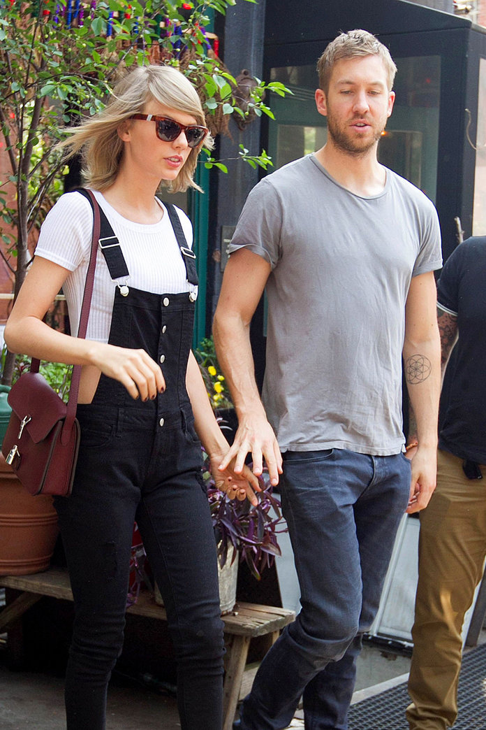 What Calvin Harris Just Said About Taylor Swift Will Actually Make Your Heart Melt...