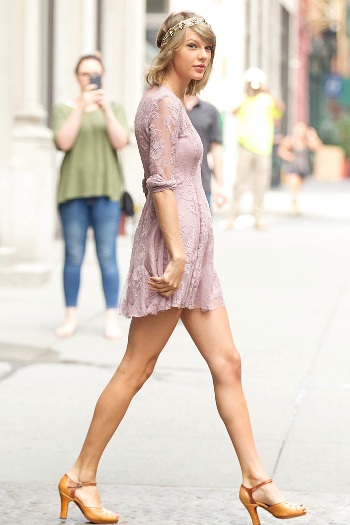 You'll Never Guess Who Wants To Join Taylor Swift's Girl Squad...