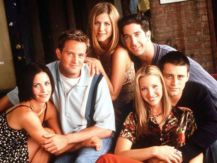 This Long-Lost 'Friends' Scene Is An Absolute Must-See For Any Fan