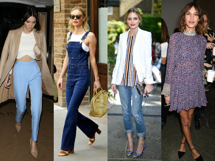 The Bank Holiday Is Coming! Steal These Celebrities' Style...