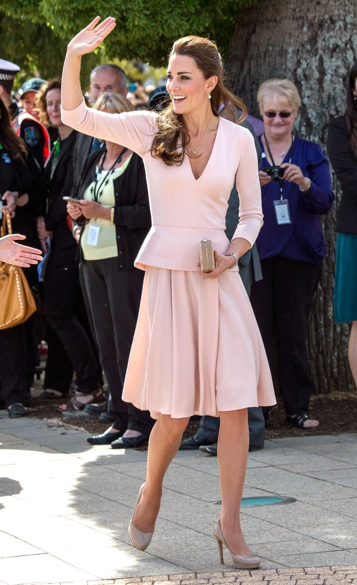 It's Official: Kate Middleton Is No Longer The Most Stylish Royal