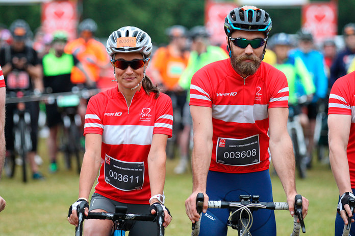 Get Fit Like Pippa Middleton: How She Gets THAT Body